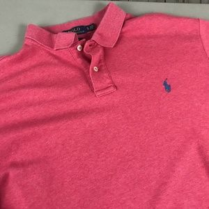 Men's Polo Ralph Lauren Polo Shirt Size XL Custom